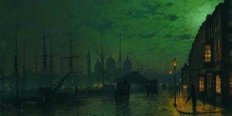 """John Atkinson Grimshaw - """"Master of Moonlight"""" tickets"""