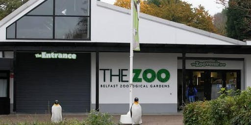 Family day at Belfast Zoo