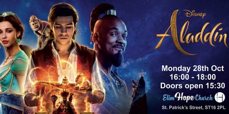 Film Night - Aladdin tickets