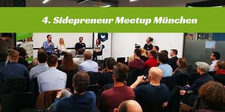 4. Sidepreneur Meetup München tickets