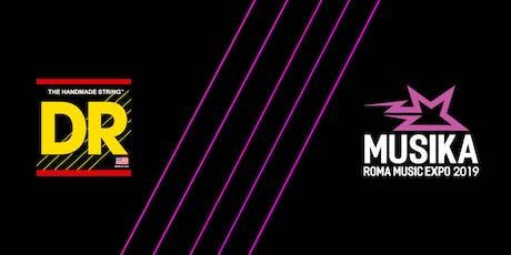 Dr Restring Day Special @ Musika Expo - Roma biglietti
