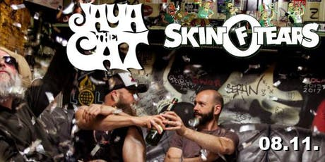 JAYA THE CAT + SKIN OF TEARS Tickets