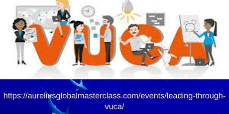 VUCA Traning in  Singapore tickets
