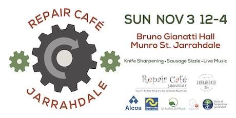 Repair Café Jarrahdale tickets