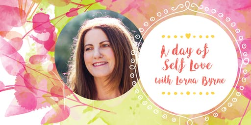 A Day of Self Love with Lorna Byrne in CORK
