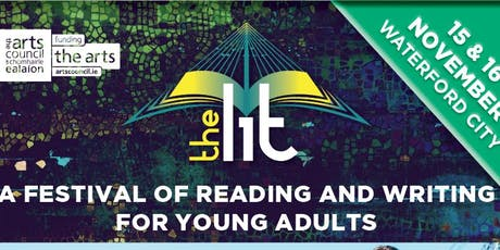 The Lit Presents - A Workshop With Natalya O'Flaherty (14 - 19) Yrs tickets