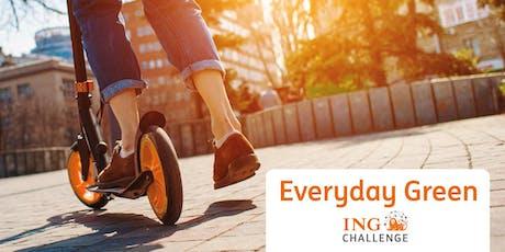 ING Challenge Everyday Green biglietti