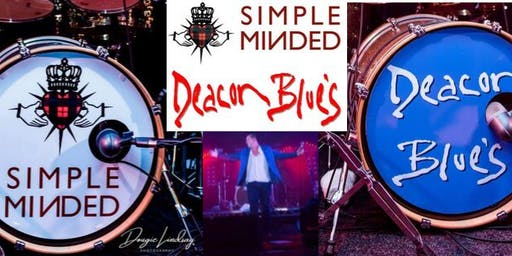 Simple Minded + Deacon Blues