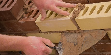 Construction (Brickwork) Taster tickets