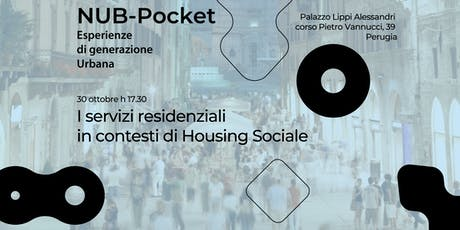 I servizi residenziali  in contesti di Housing Sociale tickets