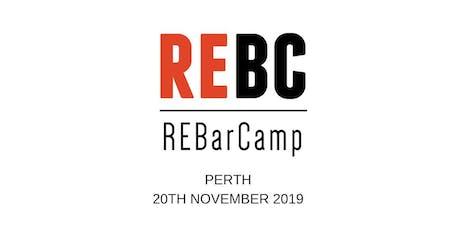 REBarCamp Perth 2019 tickets