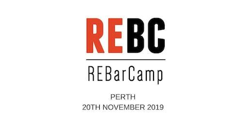 REBarCamp Perth 2019