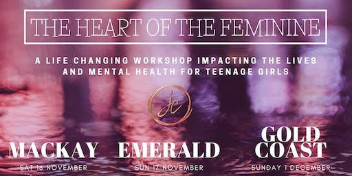 Heart of the Feminine Workshop