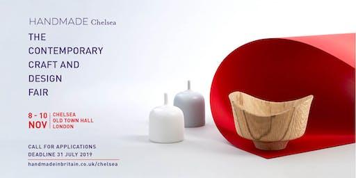 Handmade Cheslea - The Contemporary Craft and Design Fair
