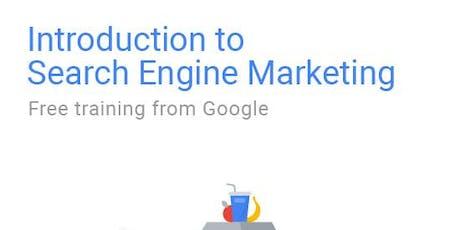 免費 - Google Digital Garage: An Introduction to Search Engine Marketing(Cantonese Speaker) tickets