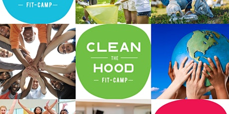 Clean The Hood FitCamp - TranUp, then CleanUp tickets