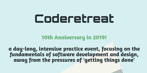 Openbravo Coderetreat 2019: Buenas prácticas de desarrollo, PACMAN Edition!