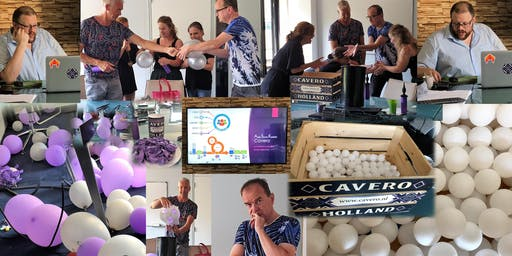 Cavero Meet & Share event: ASK Sessie