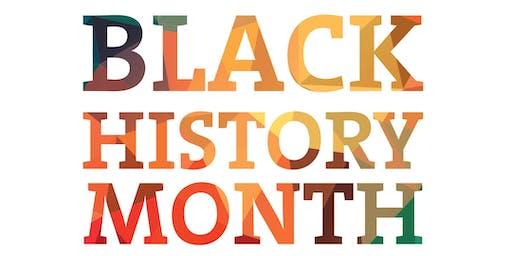 Black History Month 2019 at LSBU - Celebration Day