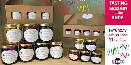 Jam, Pickle & Chutney Tasting with Lottie tickets