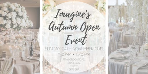 Imagine's Autumn Open Event