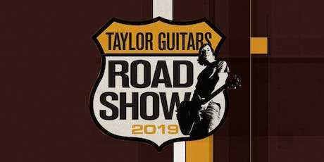 Taylor Road Show 2019 | Acoustic & Jazz billets