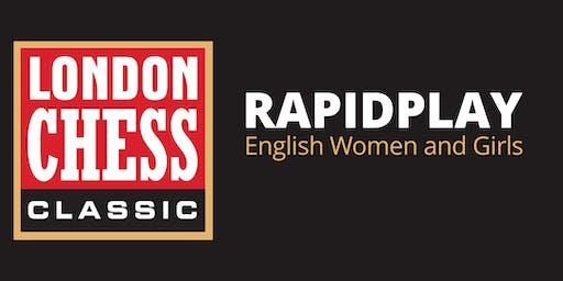 English Women and Girls Rapidplay Tournament