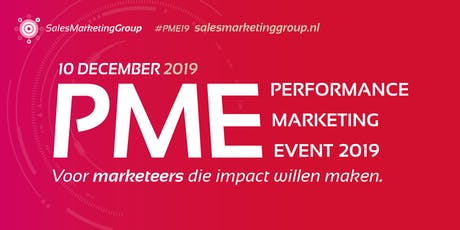 Performance Marketing Event 2019 tickets
