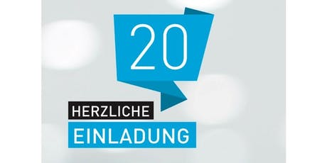 UNTERSTÜTZERDIALOG & 20 JAHRE IGZ Tickets