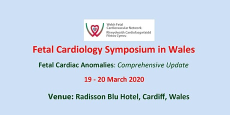 Fetal Cardiology Symposium in Wales, tickets