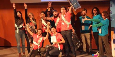 Startup Weekend Strasbourg : Ils l'ont fait ! billets