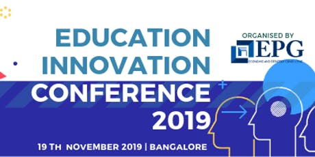 Education Innovation Conference 2019 tickets