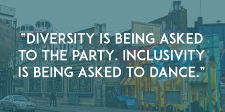 Diversity 3.0: Unconscious Bias training & Introduction to Inclusive Leadership tickets