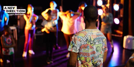 Arts Award CPD: Wellbeing & Youth Voice