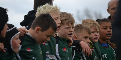 October Half Term Rugby Camp