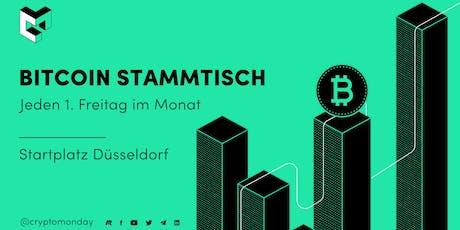 CryptoMonday BitcoinStammtisch | Investieren & Spekulieren mit Bitcoin & Co tickets