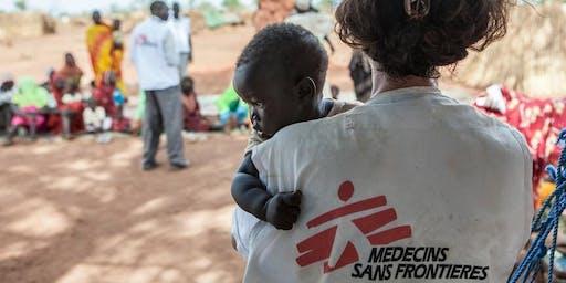 """Webinar """"Parti con noi"""". Chi è l'Operatore umanitario MSF?"""