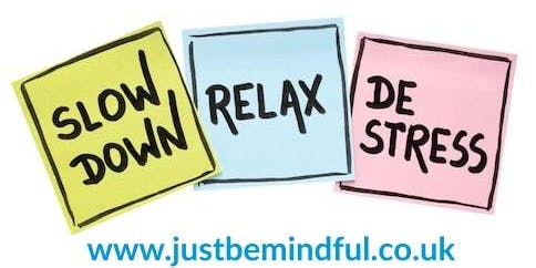 DESTRESS WITH MINDFULNESS
