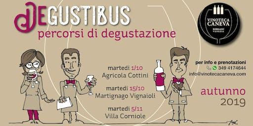DeGustibus - Percorsi di degustazione: Villa Corniole