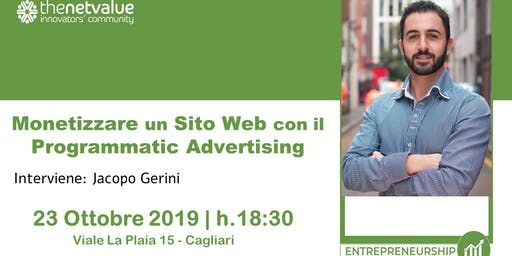 Monetizzare un Sito Web con il Programmatic Advertising