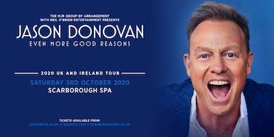 Jason Donovan 'Even More good Reasons' Tour (Scarborough Spa, Scarborough)