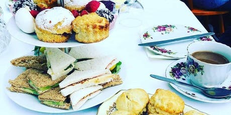 Afternoon Teas In Our New Cosy Indoor Cafe! tickets