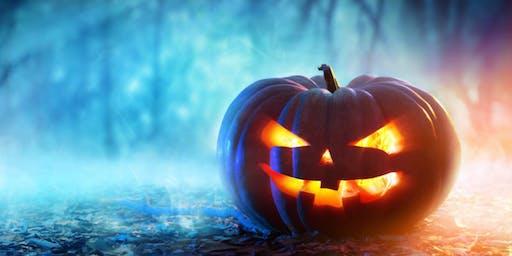 Friends Prep Halloween Monster Mash Costume Bash