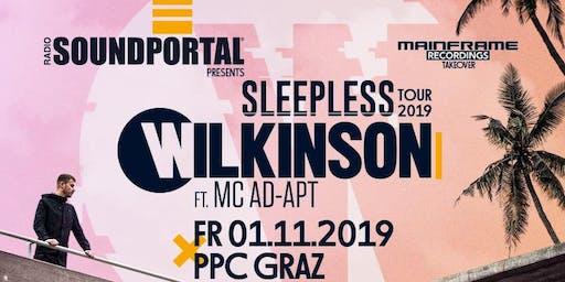 WILKINSON & MC AD-APT (RAM Rec.) - Sleepless Tour 2019