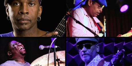 Vernon Reid's Band of Gypsys Revisited tickets