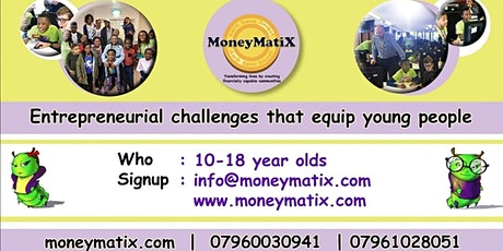 Young people's entrepreneurial challenge - Kuzalea tickets