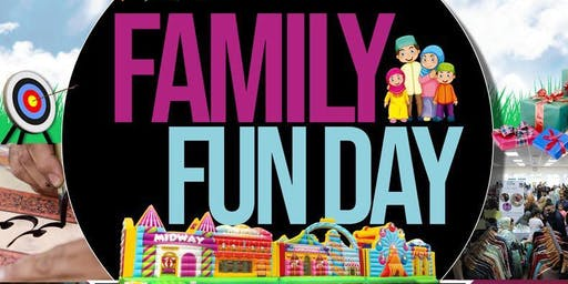 Family Fun Day (Sun November 3rd| 12PM to 6PM)
