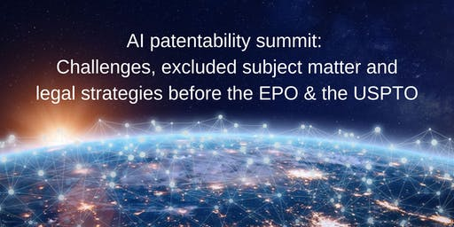 AI patentability summit