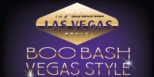 Boo Bash Goes to Vegas!