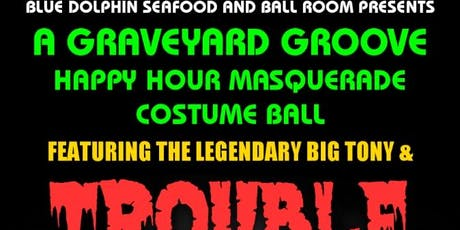 Trouble funk Costume Ball  tickets